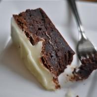Orange Fudge Cake