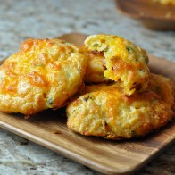 CornmealChipotleCheddarBiscuits