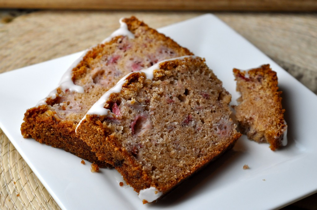 Strawberry Bread | More Sweets Please