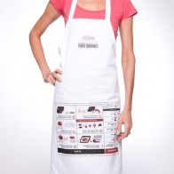 World's Greatest Brownie Apron Front View