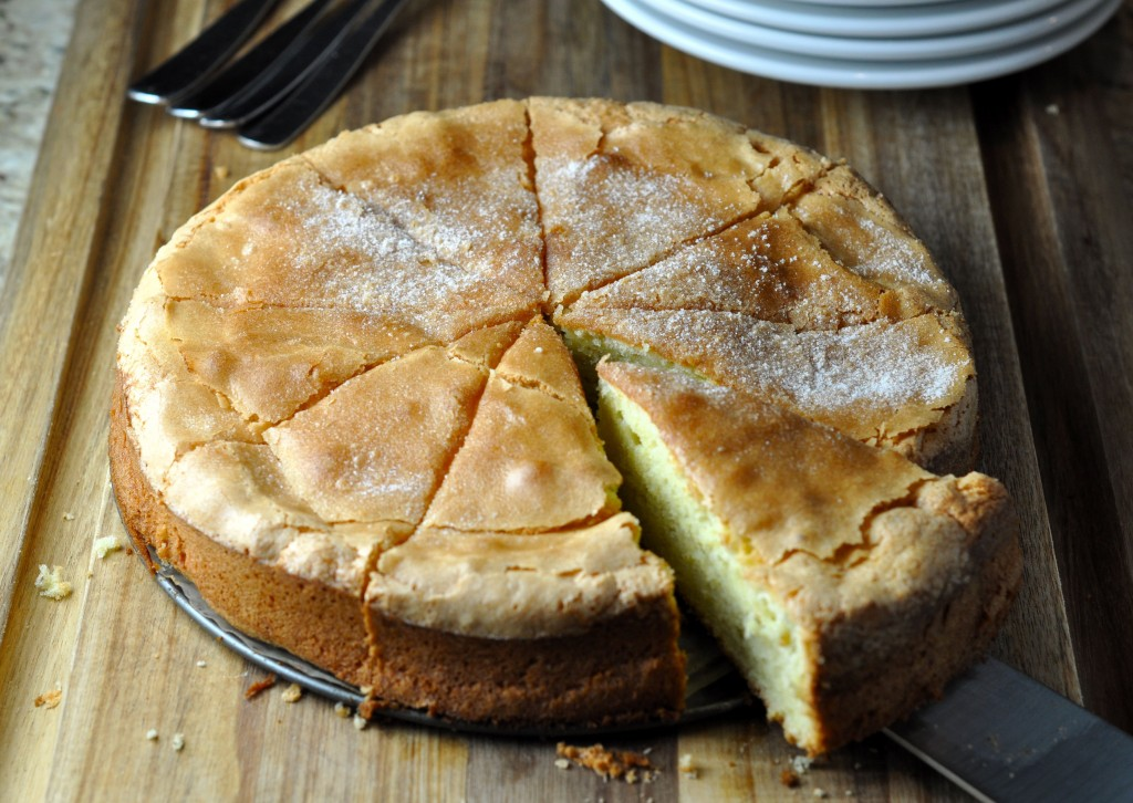 Lemon Olive Oil Cake | More Sweets Please