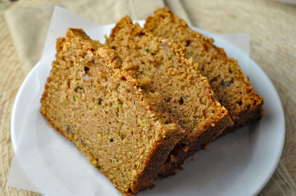 Zucchini Bread | More Sweets Please