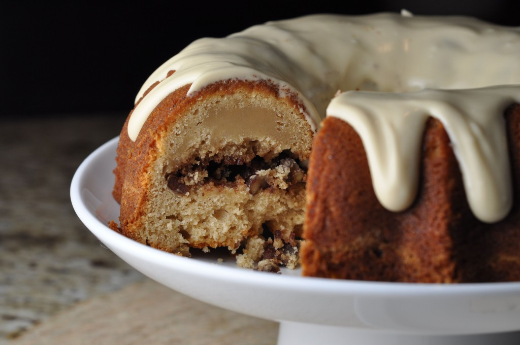 ... cake maple bundt cake although here in southern maple pecan bundt cake