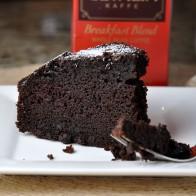 Bourbon Mocha Cake