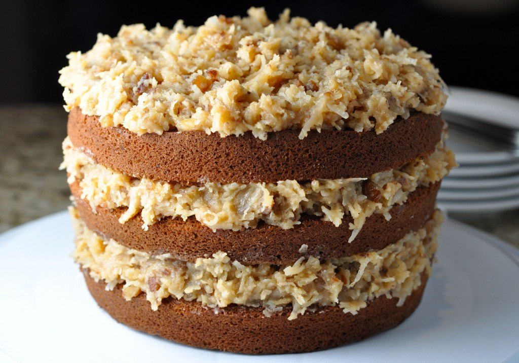 Taste Of Home German Chocolate Birthday Cake