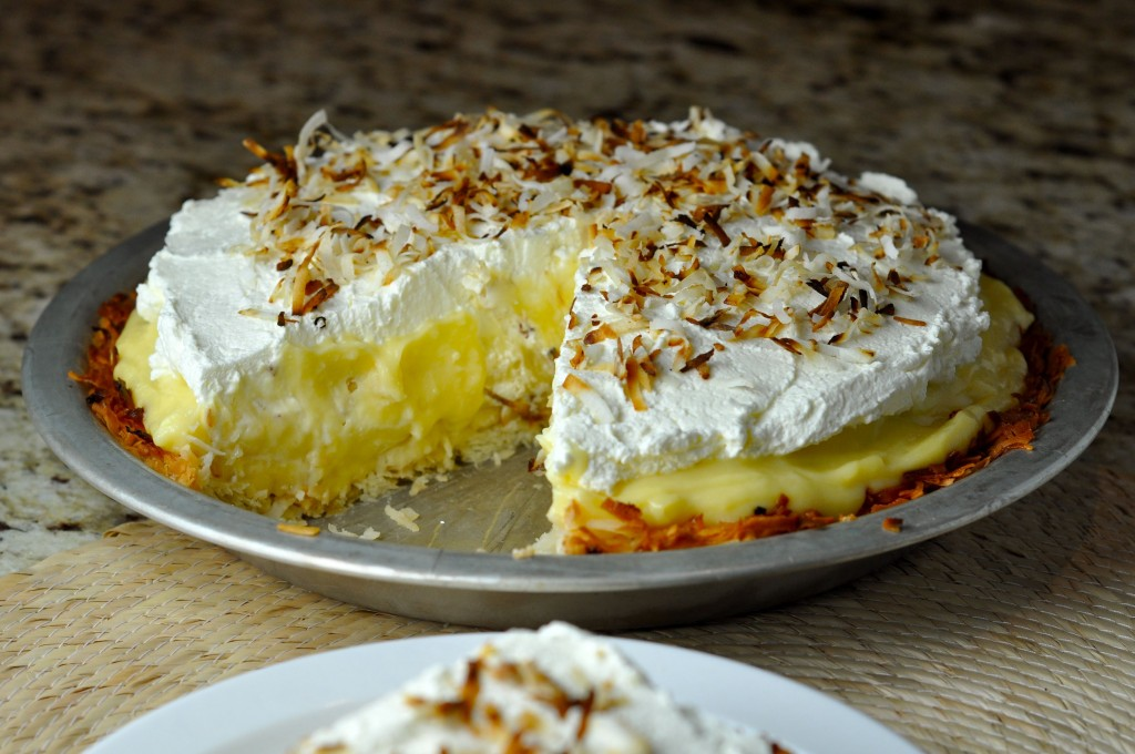 Banana Coconut Cream Pie | More Sweets Please