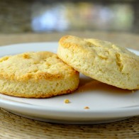 Sad Mistaken Buttermilk Biscuits