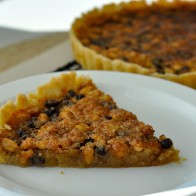 Current & Pine Nut Tart
