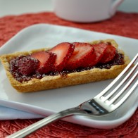 Strawberry Jam Tartelts