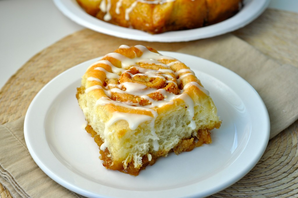 Cinnamon Sticky Buns | More Sweets Please