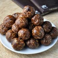 Healthy Yummy PB Balls