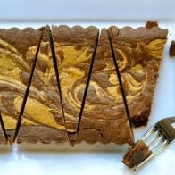 PB Fudge Brownies