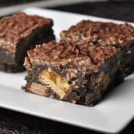 Easy Chocolate Candy Bars