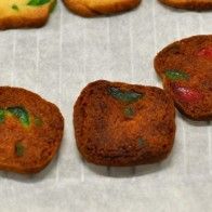 Burned Icebox Cookies