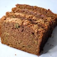 Gingerbread Zucchini Bread