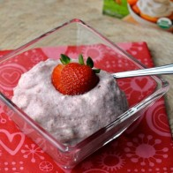 Strawberry Raspberry Mousse