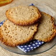 Paleo Chai Spice Cookies