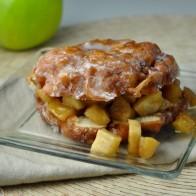 Apple Fritter Pie Sandwiches