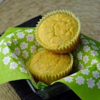 Paleo Apricot Muffins